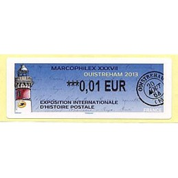 FRANCE (2013). MARCOPHILEX...