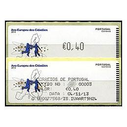PORTUGAL (2013). Ano...
