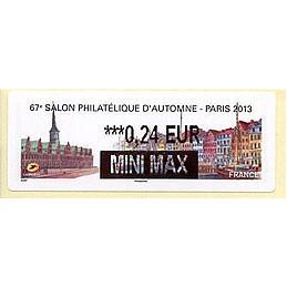 FRANCE (2013). 67e Salon...