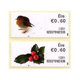 IRLANDA (2013). Navidad 2013 - 023527. ATMs nuevos (primer día)