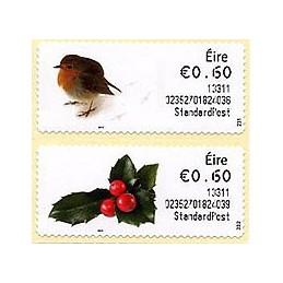 IRLANDA (2013). Navidad 2013 - 023527. ATMs nuevos - Standardpost (primer día)