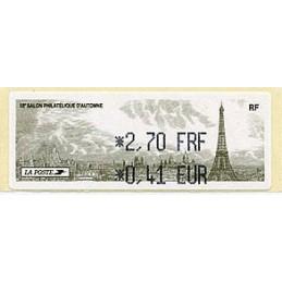 FRANCE (2001). 55 Salon...