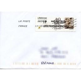 FRANCE (2013). L'ADRESSE...