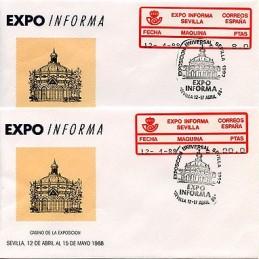 SPAIN (1988). 13. EXPO...