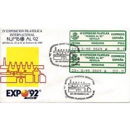 SPAIN (1990). 25. IV...