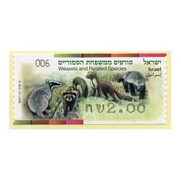 ISRAEL (2014). Weasels and...