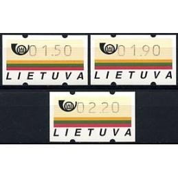 LITHUANIA (1995). Post...
