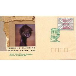 AUSTRALIA (1992). Emu - 7th...