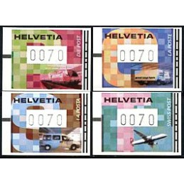 SWITZERLAND (2001). Postal...
