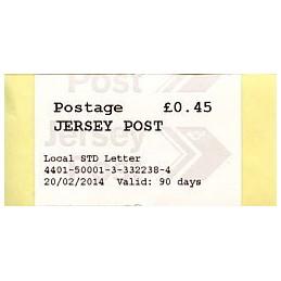 JERSEY (2014). Jersey Post...