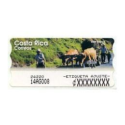 COSTA RICA (2008). Boyero -...