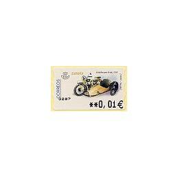 ESPAÑA. 68. Motobecane B-44. 5A. ATM nuevo (0,01)