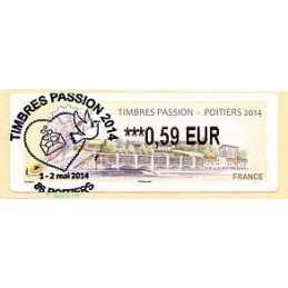 FRANCE (2014). Timbres...