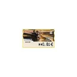ESPAÑA. 82. Arq. postal - Madrid. 5A. ATM nuevo (0,01)