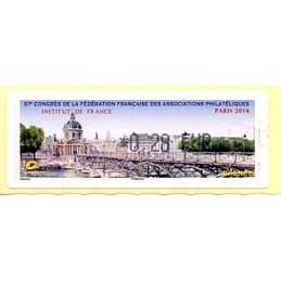 FRANCE (2014). 87 Congrès...