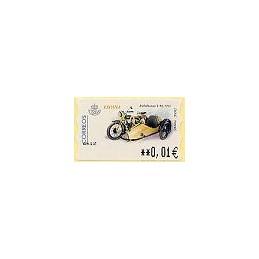 ESPAÑA. 68. Motobecane B-44. 5E. ATM nuevo (0,01)