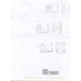 SPAIN (2005). Postage paid...