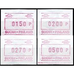 FINLAND (1990). Definitive...