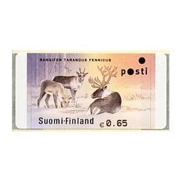 FINLAND (2003). Reindeer...