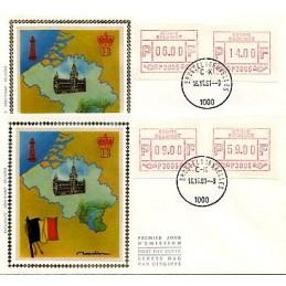 BELGIUM (1981). Def. issue...