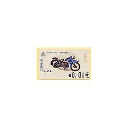 ESPAÑA. 69. Nimbus 750. 4A. ATM nuevo (0,01)