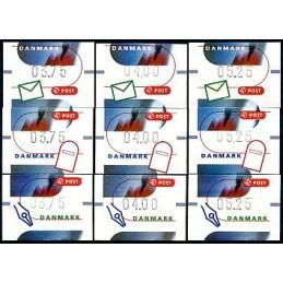 DENMARK (2000). Post...