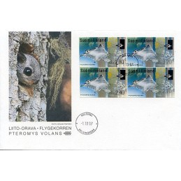 FINLAND (1997). Pteromys...