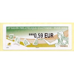 FRANCE (2014). 68e Salon...