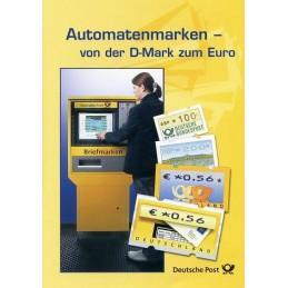GERMANY (2002). Post emblem...