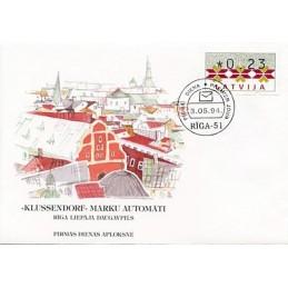 LATVIA (1994). Traditional...