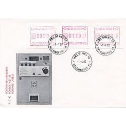 FINLAND (1982). Definitive...
