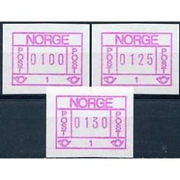 NORWAY (1978). Definitive...