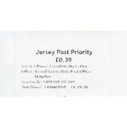 JERSEY (2010). Definitive...