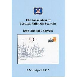 REINO UNIDO (2015). The Association of Scottish Philatelic Societies - 86th Annual Congress. Catálogo (GRATIS, leer condiciones)