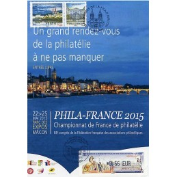 FRANCE (2015). 88e Congrès...
