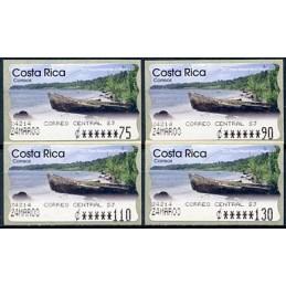 COSTA RICA (2002). Playa...
