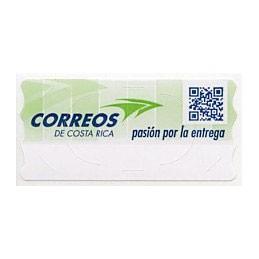 COSTA RICA (2014).  Correos...
