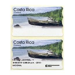 COSTA RICA (2015). 2002 -...