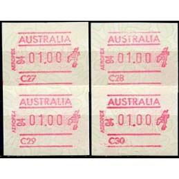 AUSTRALIA (1994). Warath -...