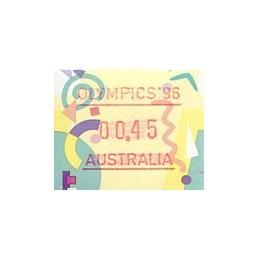 AUSTRALIA (1996). Festive...