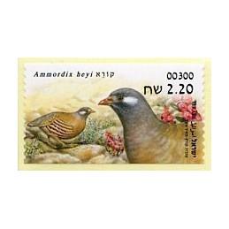 ISRAEL (2015). Ammordix...