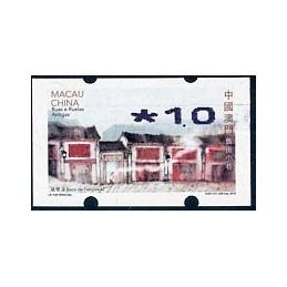 MACAU (2015). Old streets...