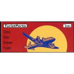 SPAIN (1997). Nordic Mail -...