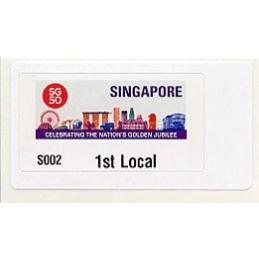 SINGAPORE (2015). SG50 -...