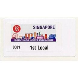 SINGAPUR (2015). SG50 -...