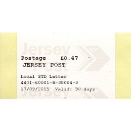 JERSEY (2015). Jersey Post...