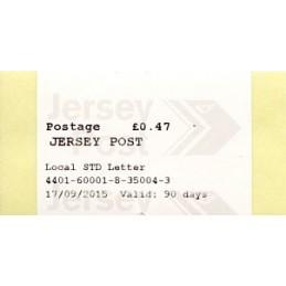 JERSEY (2015). Logotipo...
