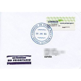 COSTA RICA (2015). Logotipo...