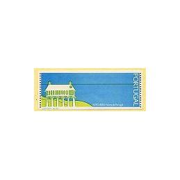 PORTUGAL (1992). Espigueiro (2). Etiqueta en blanco