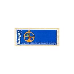 PORTUGAL (1997). PORTUGAL 98. Etiqueta en blanco